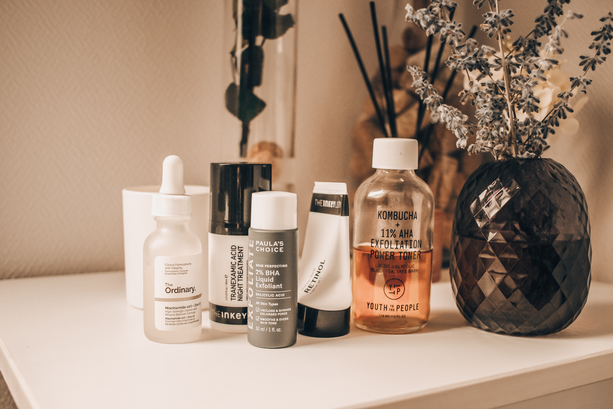 best ingredients for acne